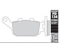 Колодки тормозные для мотоцикла HONDA (CB, CBR, CBF, VT, VTR, INTEGRA), SUZUKI (GSF, GSR, DL, SV), YAMAHA (FZ, MT, XSR, YZF), KAWASAKI VULCAN S 650