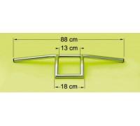 Дуга рулевая d=25mm