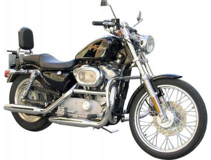 Защитные дуги SPAAN для мотоцикла HARLEY DAVIDSON SPORTSTER