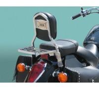 Спинка SPAAN с багажником на мотоцикл HONDA SHADOW VT750 C4, C5, C6, C7,C8, AERO