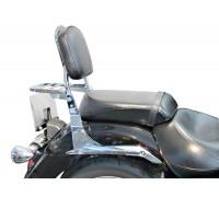 Спинка SPAAN с багажником на мотоцикл YAMAHA MIDNIGHT 1300 XVSA - V STAR 1300
