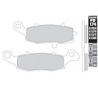 Колодки тормозные для мотоцикла KAWASAKI VN 900, DRIFTER, NOMAD, CLASSIC