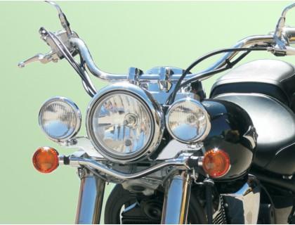 Лайтбар, люстра для мотоцикла (дуга, перекладина) KAWASAKI VULCAN VN 900