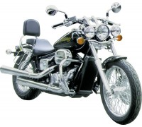 Дуги безопасности SPAAN на мотоцикл HONDA BLACK WIDOW 750 / SHADOW VT750 SPIRIT DC