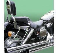 Спинка SPAAN на мотоцикл (без багажника) HONDA BLACK WIDOW 750 DC, SPIRIT DC (...-08)