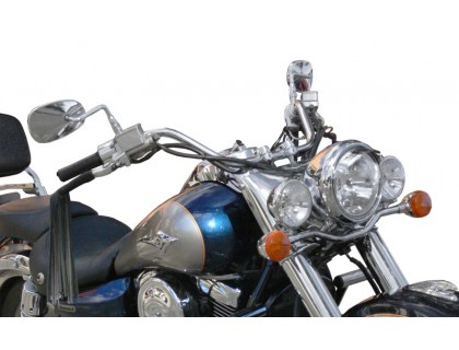 Лайтбар, люстра для мотоцикла (дуга, перекладина) KAWASAKI VULCAN VN 1600 CL