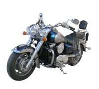 Дуги безопасности SPAAN на мотоцикл: KAWASAKI VULCAN VN 1600 CL