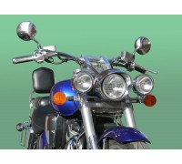 Лайтбар SPAAN, люстра для мотоцикла (дуга, перекладина) HONDA VTX 1800, VALKYRIE 1500