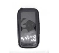 Влагонепроницаемый чехол для телефона с диагональю 3.5'' (12,5 х 6 см) на руль мотоцикла