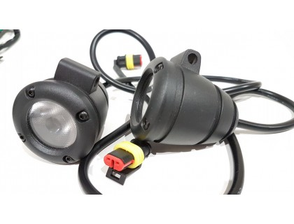 Комплект светодиодных фонарей для мотоцикла.