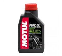 Вилочное масло MOTUL FORK OIL EXP M/H 15W ( 1 литр )