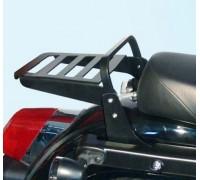 Черный багажник (18 см) для мотоцикла Suzuki INTRUDER C800B и BOULEVARD C50 B.O.S.S.