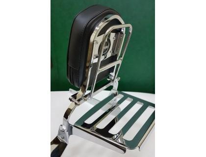 Рамка на спинку пассажира SPAAN для кофра Klick Fix