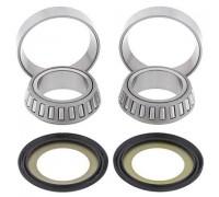 Комплект подшипников All Balls рулевой колонки 22-1010 для Honda CRF250X, CRF450R, CRF450RX, CRF450X, EN 250F, SMX 450F и др.