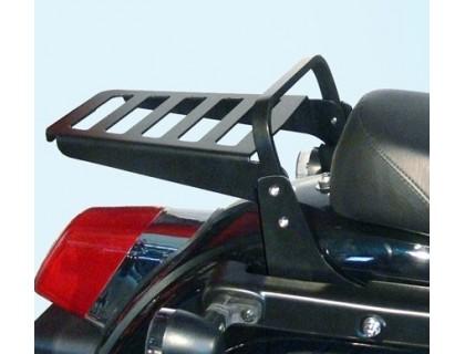 Багажник (23см) черный для мотоцикла SUZUKI BOULEVARD C90 B.O.S.S.