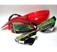 Комплект фонарей для заднего кофра DB