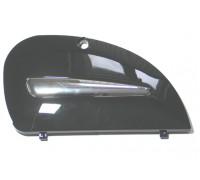 Боковая крышка для левого пластикового кофра MUTAZU модели LN