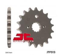 Передняя (ведущая) звезда 15 зубьев JTF513.15